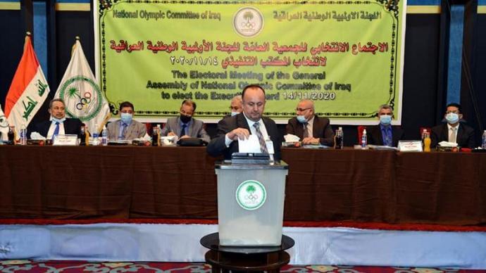 因選舉結果存疑,國際奧委會凍結伊拉克奧委會工作機制