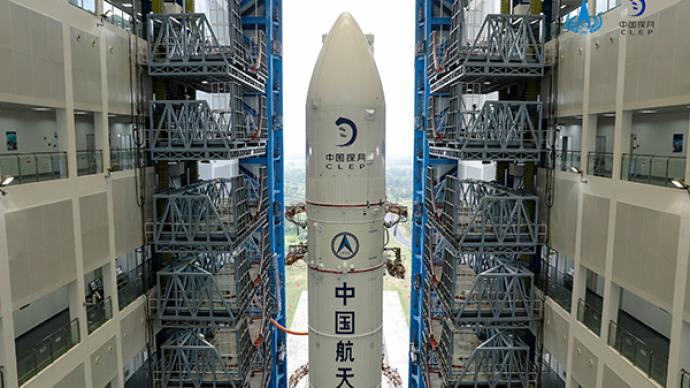 嫦娥揽月 一年三次发射,大火箭团队是如何炼成的?