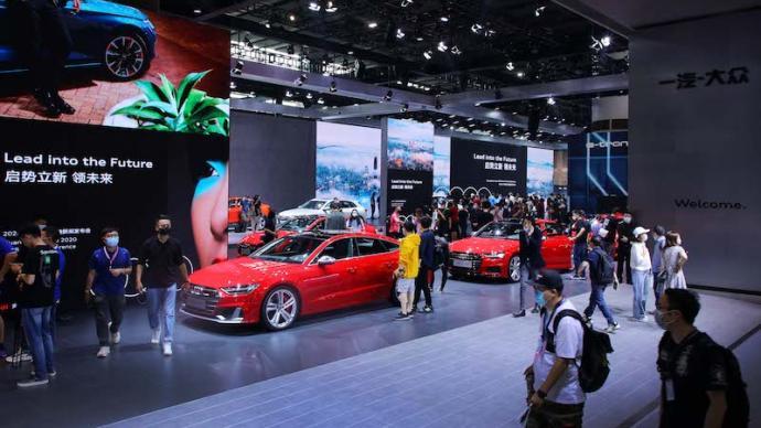廣州車展|全新A3L家族登場,一汽-大眾奧迪最強陣容亮相