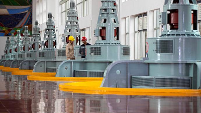 中国泵市场占全球1/3,凯泉泵业:雷竞技newbee带来新的业务需求