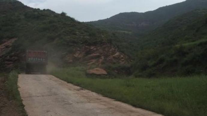 忻州一土地复垦项目被指露天堆放煤矸石,公司回应称早已整改