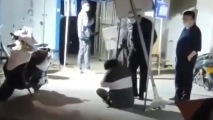 """鄭州警方通報""""高校學生被保衛處人員毆打"""":打人者行拘5日"""