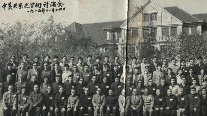 徐国琦:跨国史、共有的历史与中美关系史