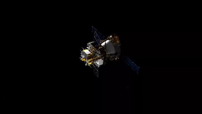 嫦娥五号顺利完成第一次轨道修正,各系统状态良好