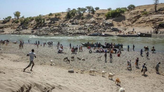联合国难民署:4万多埃塞俄比亚难民逃往苏丹