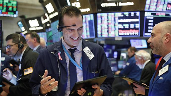 道指首次突破30000点关口,美三大股指均涨超1%