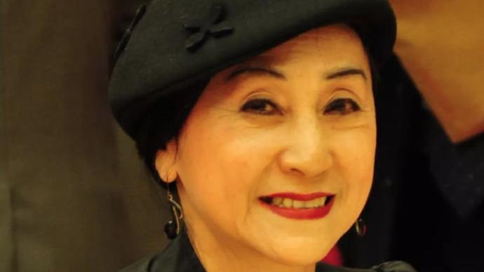 中國著名舞蹈家陳愛蓮逝世,享年81歲