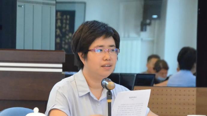天津36歲女干部王雪冬擬提拔擔任有關區區委常委