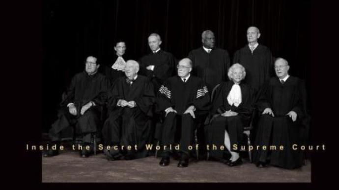 法袍下的政治魅影——《九人:美国最高法院风云》译者序