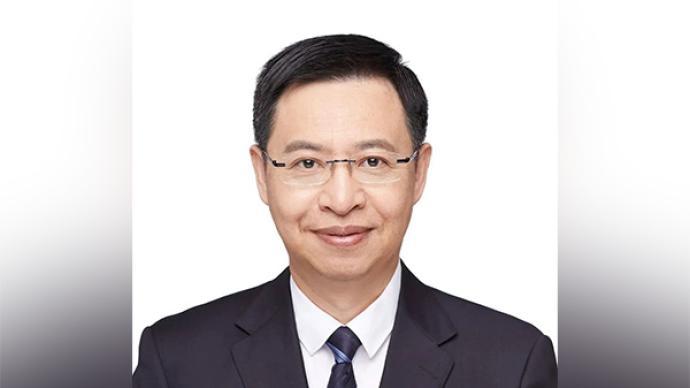 韓龍任礦冶科技集團黨委書記、董事長