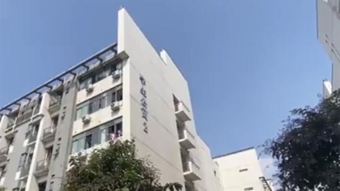 廣東一職校學生宿舍內身亡,警方:身上挫傷為摔傷,排除他殺