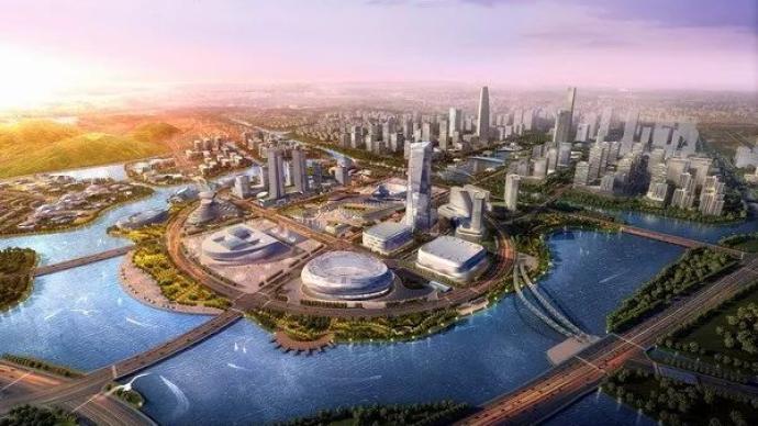 """""""未來科技城一地塊遭瘋搶""""上熱搜,杭州樓市降溫卻不冷"""