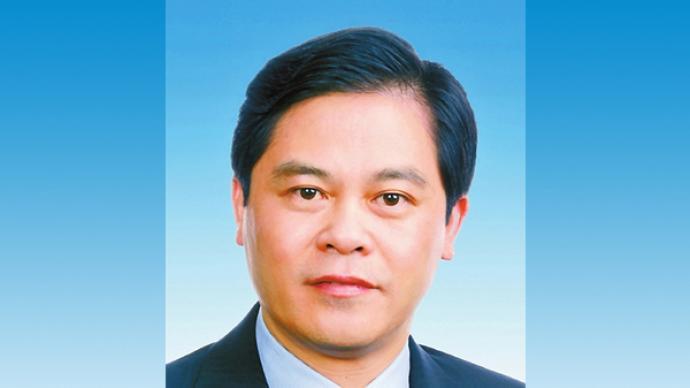 因工作調整,云南省委原書記陳豪不再擔任省人大常委會主任