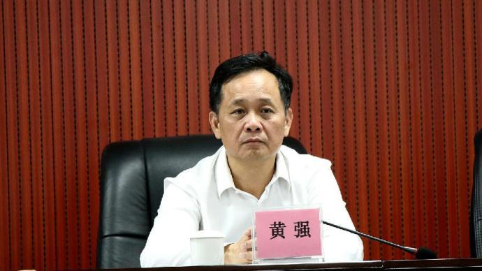 广东省委统战部原副部长黄强被开除党籍和公职:超计划生育