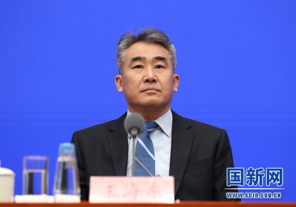 国家卫生健康委老龄健康司司长王海东(徐想 摄)