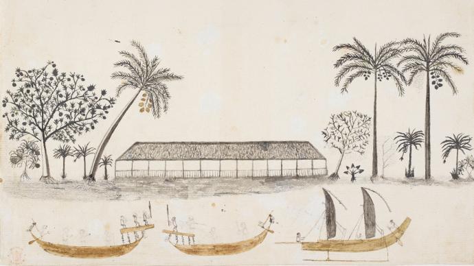 从未知国到异托邦:17-20世纪西方在中国的植物猎取②