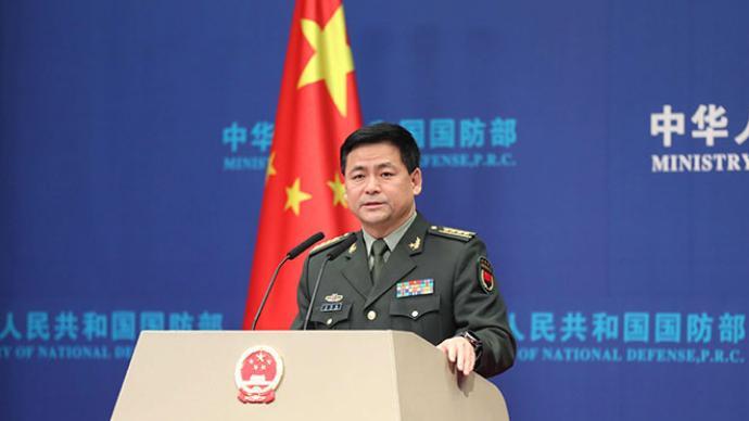 国防部介绍如何理解确保二〇二七年实现建军百年奋斗目标