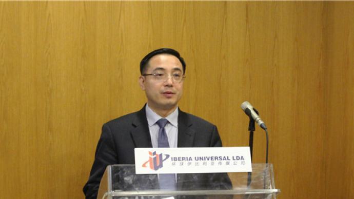 蔡潤即將卸任中國駐葡萄牙大使,發公開信告別葡萄牙各界朋友