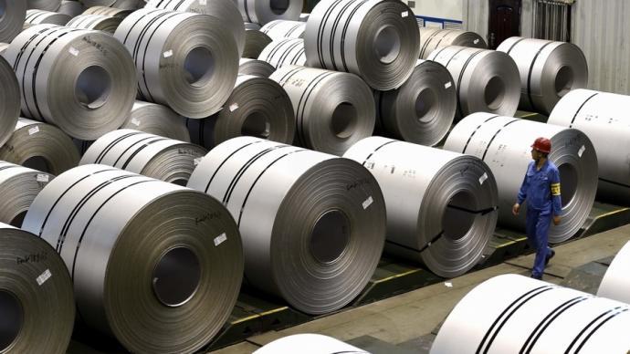 中國10月規模以上工業企業利潤同比增長28.2%