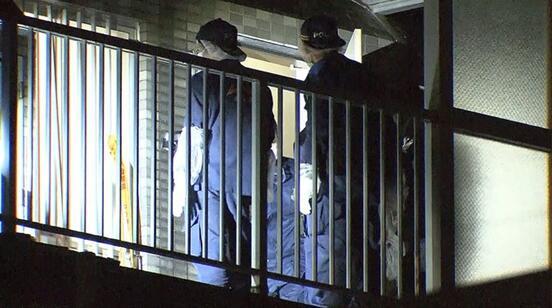 警方在现场调查