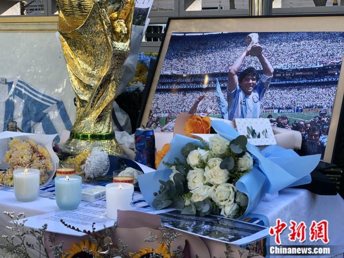 蓝皂花束。李赫 摄
