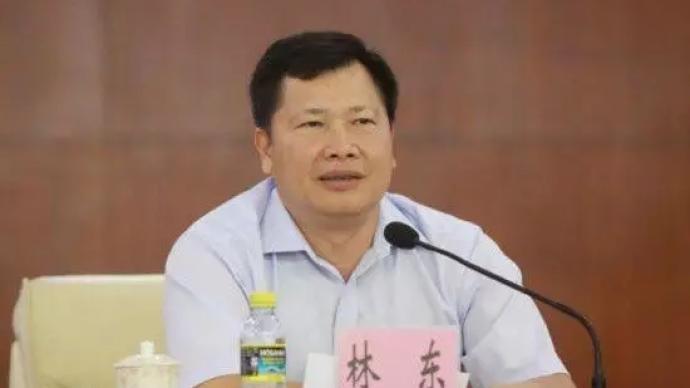 海南省交通运输厅原厅长林东接受审查调查,今年3月退休