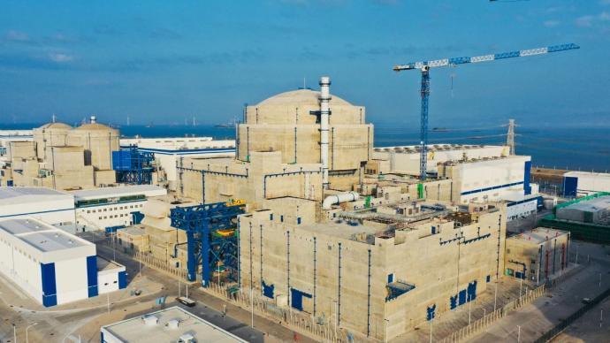 华龙一号首堆并网发电,创造全球第三代核电首堆建设最佳业绩