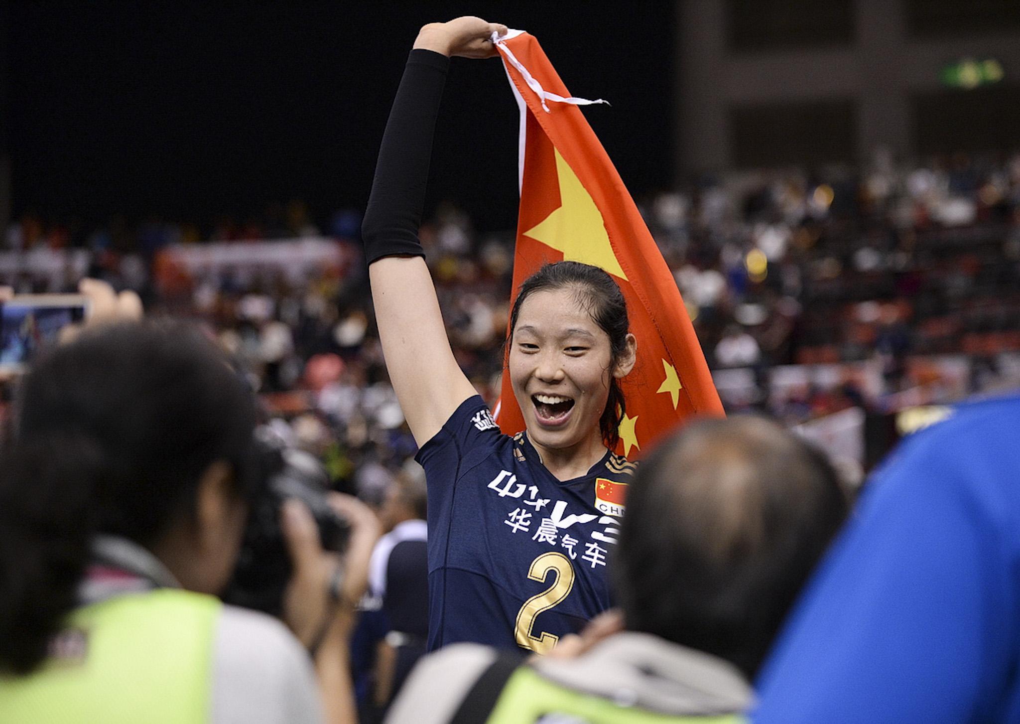 博猫娱乐新闻:朱婷26岁生日快乐!等待奥运,最重要的是耐得住寂寞