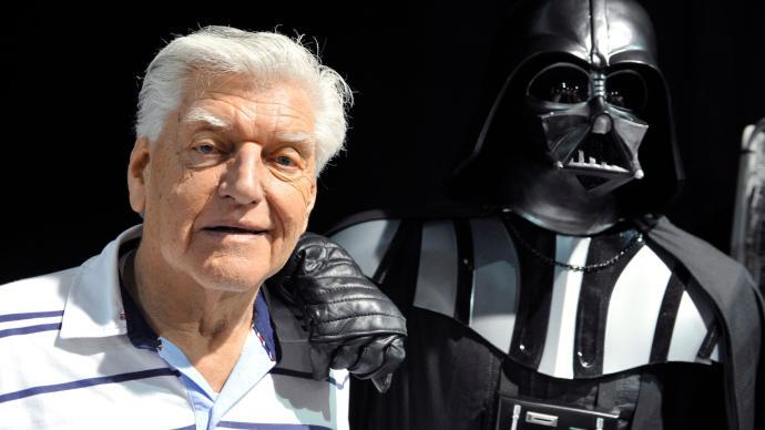 """星戰大反派黑武士""""維達""""扮演者去世,終年85歲"""