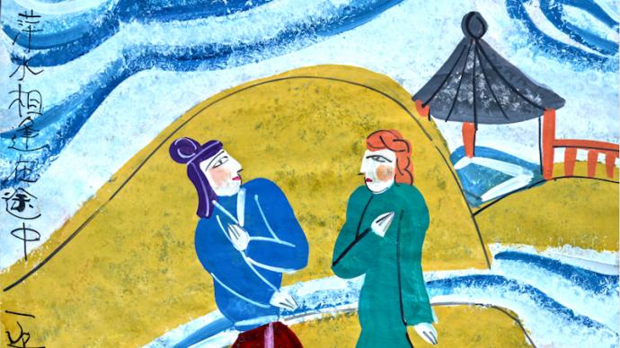"""九位画家九种面向,""""新海派水墨艺术文献展""""中的多元包容"""