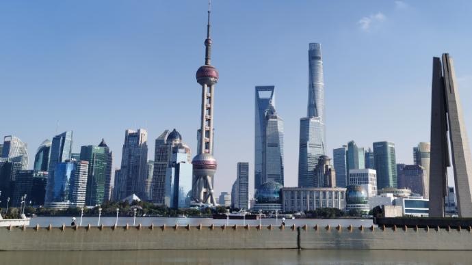 上海本周没有明显雨水,气温先升后降还有大风