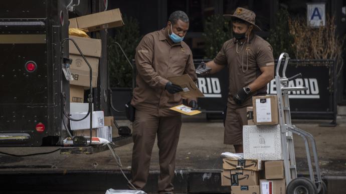 澎湃思想周报|亚马逊员工黑五抗议;雅兹迪人怎么样了?