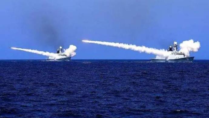 黄海南部11月30日至12月5日将进行实弹射击,禁止驶入