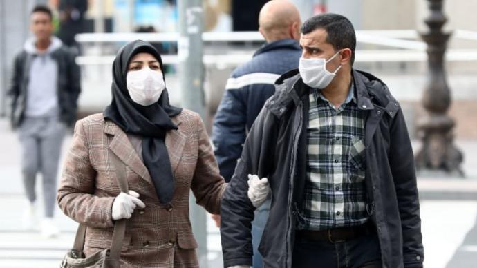 土耳其新增新冠感染病例29281例,新增死亡病例185例