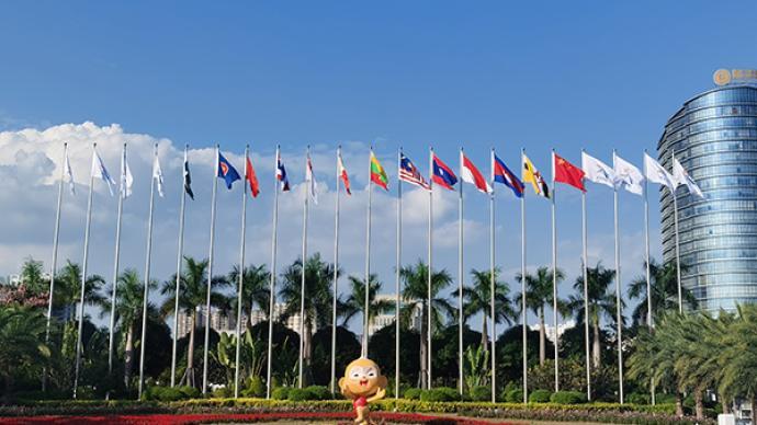 """柬埔寨內閣辦公廳國務秘書:東盟國家也可從""""雙循環""""中獲益"""