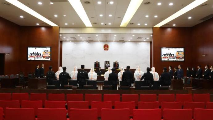 杭州下沙一黑社會性質組織橫行20余年,首犯被13罪并罰
