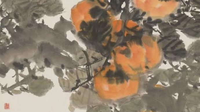 """画家柳村百年诞辰,浙美""""贵自然""""呈现家属捐赠作品"""