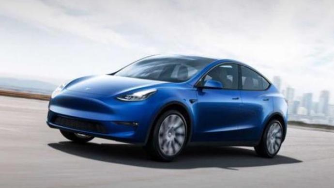 国产特斯拉Model Y被纳入免征购置税新能源车目录
