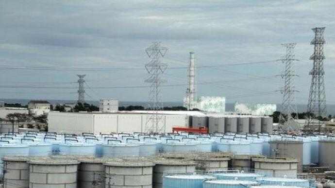 福島核污水入海計劃有變?日本政府:不排除新建儲水罐