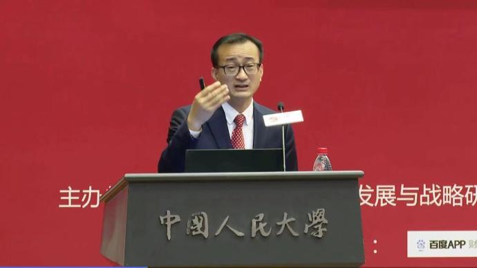 中国明年GDP预计增8.1%,刘元春:抓住率先复苏窗口期