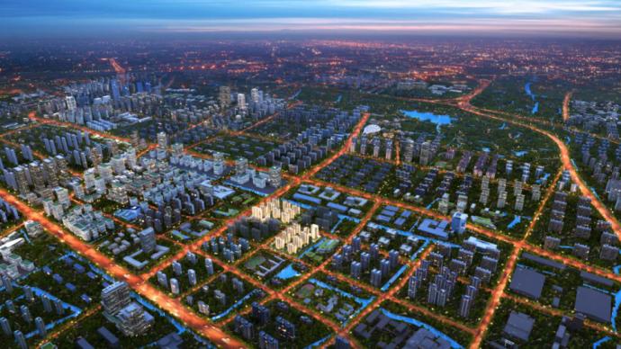 北上海价值亟待兑现,新盘总价约346万起坐拥发展红利