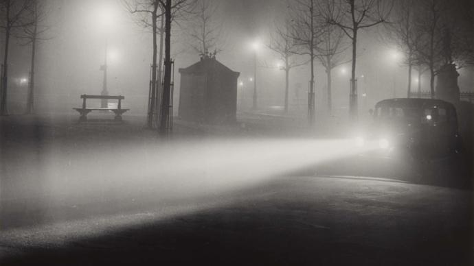 摄影师|布拉塞:他镜头下的巴黎夜色撩人