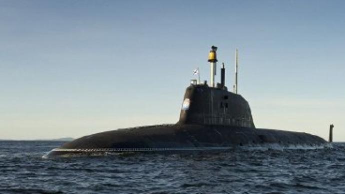 """俄""""喀山""""号核潜艇成功试射""""锆石""""高超音速巡航导弹"""