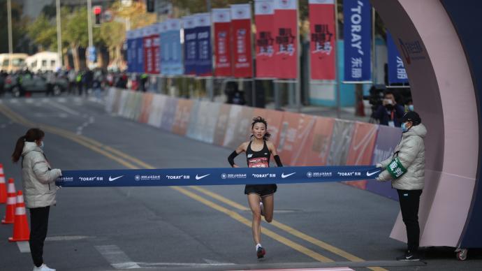 兩場比賽三個冠軍!社會跑步俱樂部崛起,助推中國馬拉松提速