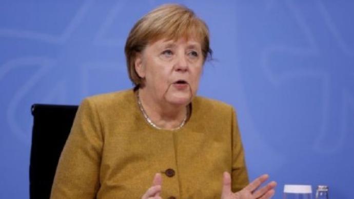 默克尔:若欧英无法达成贸易协议,将向世界发出糟糕信号