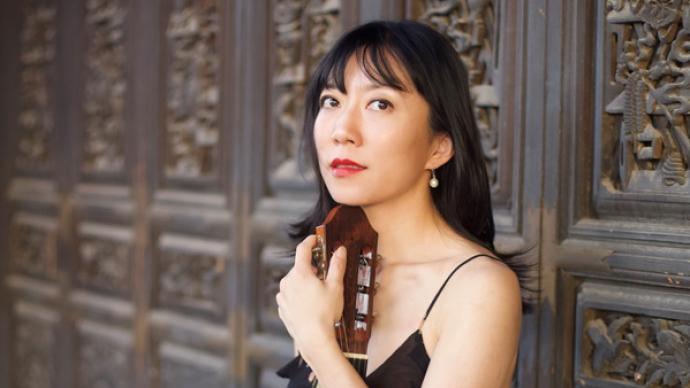这场独奏音乐会,杨雪霏要在古典吉他上描绘诗情画意的中国