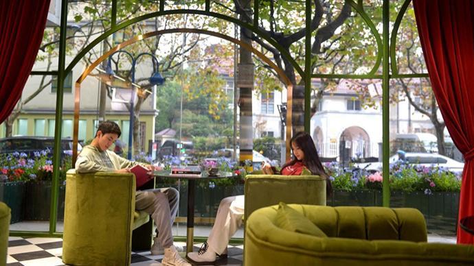 上戏把书店开到校门口,华山路艺术生态区正在生长