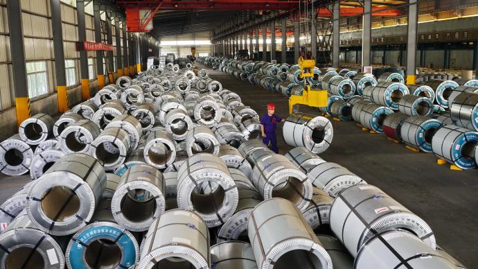 """李新创:目前中国钢铁行业发展处于""""三期叠加"""",重组是关键"""
