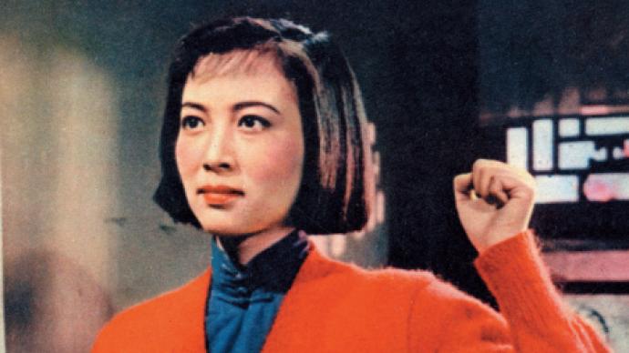 《大众电影》70周年,精选百幅红色电影画页回眸