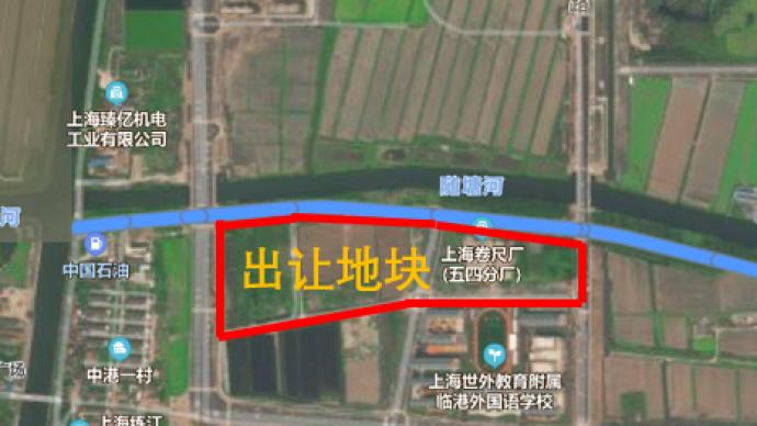 上海8亿元挂牌自贸区临港片区商住地块,将提供千余套住宅